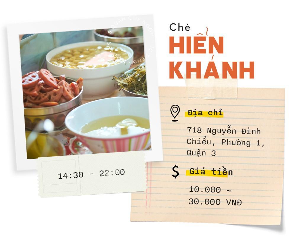 5 quán chè ngon nức tiếng của những người Sài Gòn hảo ngọt - Ảnh 4.
