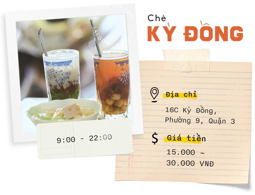 5 quán chè ngon nức tiếng của những người Sài Gòn hảo ngọt - Ảnh 12.