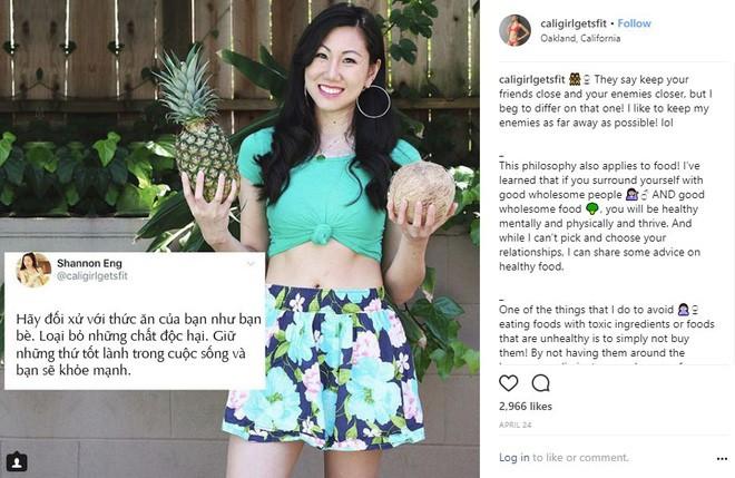 Nếu dùng mạng xã hội, bạn đừng bỏ qua thói quen ăn uống của Instagrammer nổi tiếng với hàng trăm ngàn người theo dõi này - Ảnh 9.
