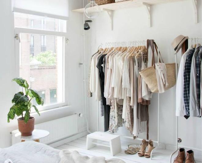 Không gian tưởng chừng như vô dụng dưới đây lại có thể trở thành tủ quần áo chỉ trong vài nốt nhạc - Ảnh 10.