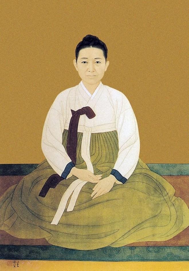 Cuộc đời lẫy lừng của nữ danh họa tài hoa bậc nhất, được in hình lên tờ tiền mệnh giá cao nhất của Hàn Quốc - Ảnh 1.