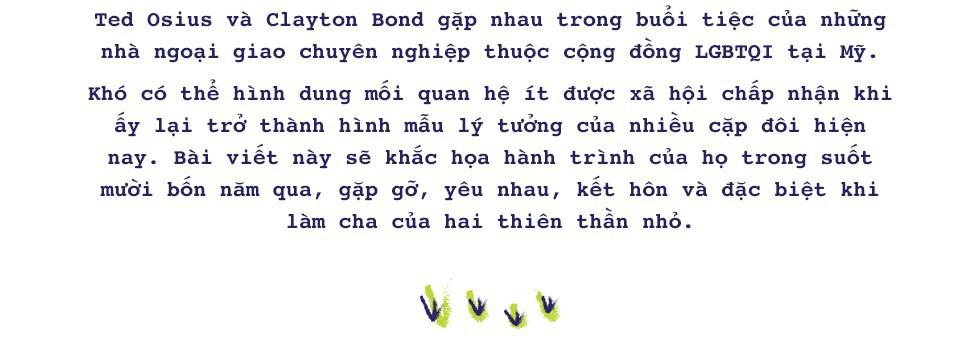 Nhà mình có Dada và Papa: Tổ ấm đặc biệt của hai ông bố đồng tính giữa Sài Gòn! - Ảnh 1.