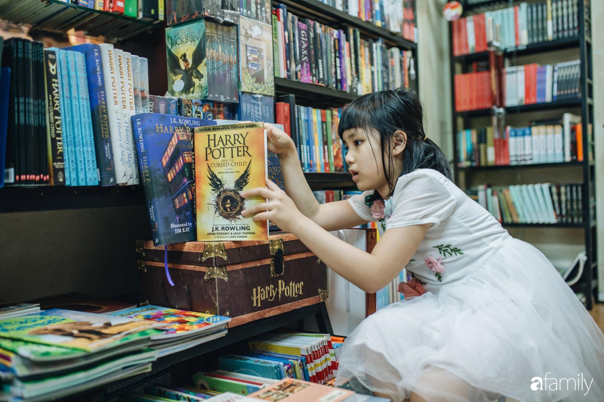 """Nếu bạn có con từ 0 đến 6 tuổi, nhất định phải cùng con khám phá những """"thiên đường sách"""" ngay ở Hà Nội này - Ảnh 5."""