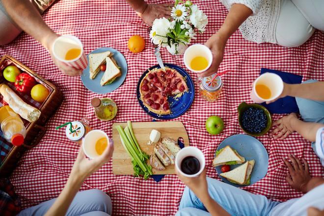 Mẹo hay giúp bạn có được những chuyến dã ngoại vui khỏe đúng nghĩa vào kỳ nghỉ hè - Ảnh 1.