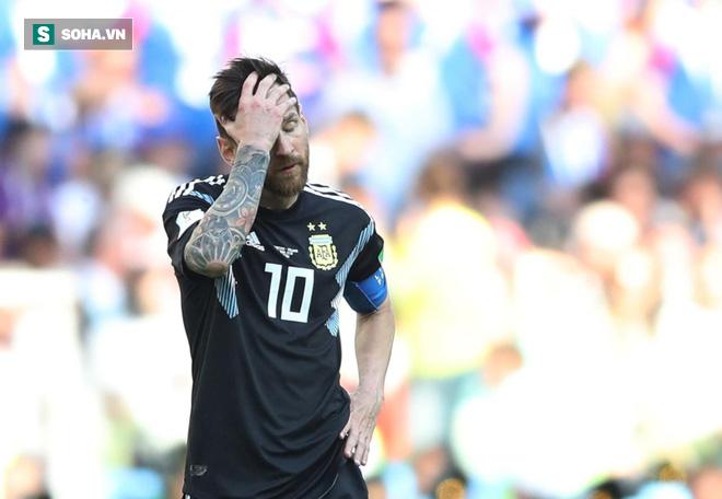 Messi vẫn nguy hiểm hơn Ronaldo nhiều - Ảnh 2.