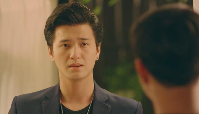 Hết oán hận em trai cùng cha khác mẹ, Huỳnh Anh chủ động mời Anh Tuấn về giỗ ông nội - Ảnh 2.
