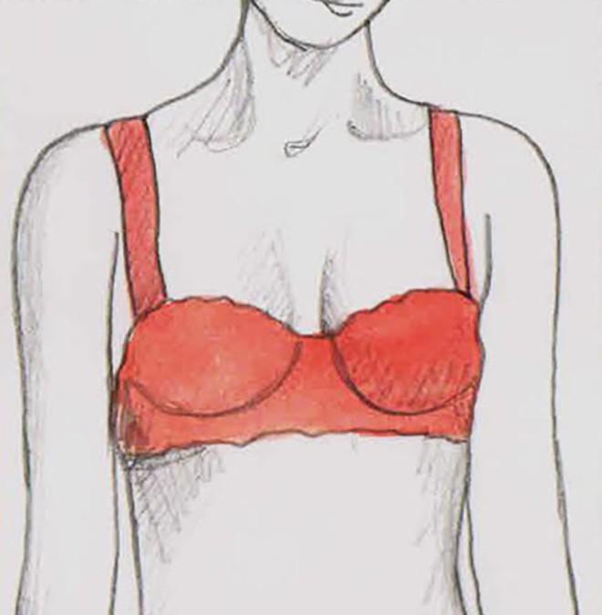 7 mẹo cực đơn giản giúp chị em màn hình phẳng tự tin chọn áo ngực vừa phù hợp lại vừa đẹp mắt - Ảnh 5.