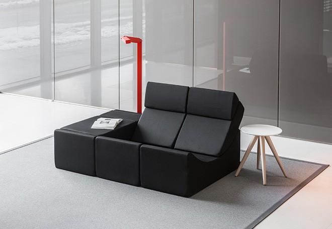 Nếu muốn làm mới nhà cửa liên tục, hãy sắm ngay ghế sofa xếp hình - Ảnh 6.