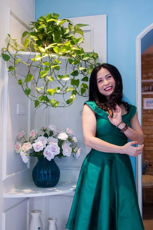 Bí quyết giữ mãi nét thanh xuân của nghệ nhân làm hoa Việt U50 - Ảnh 5.