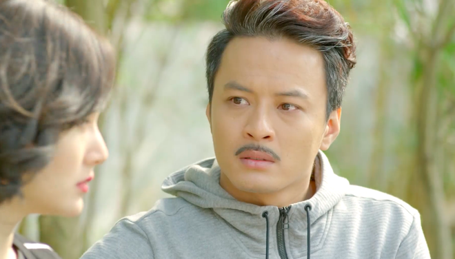Hết oán hận em trai cùng cha khác mẹ, Huỳnh Anh chủ động mời Anh Tuấn về giỗ ông nội - Ảnh 5.