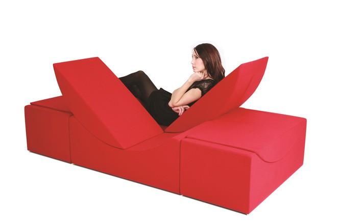 Nếu muốn làm mới nhà cửa liên tục, hãy sắm ngay ghế sofa xếp hình - Ảnh 7.