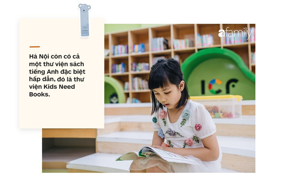 """Nếu bạn có con từ 0 đến 6 tuổi, nhất định phải cùng con khám phá những """"thiên đường sách"""" ngay ở Hà Nội này - Ảnh 16."""