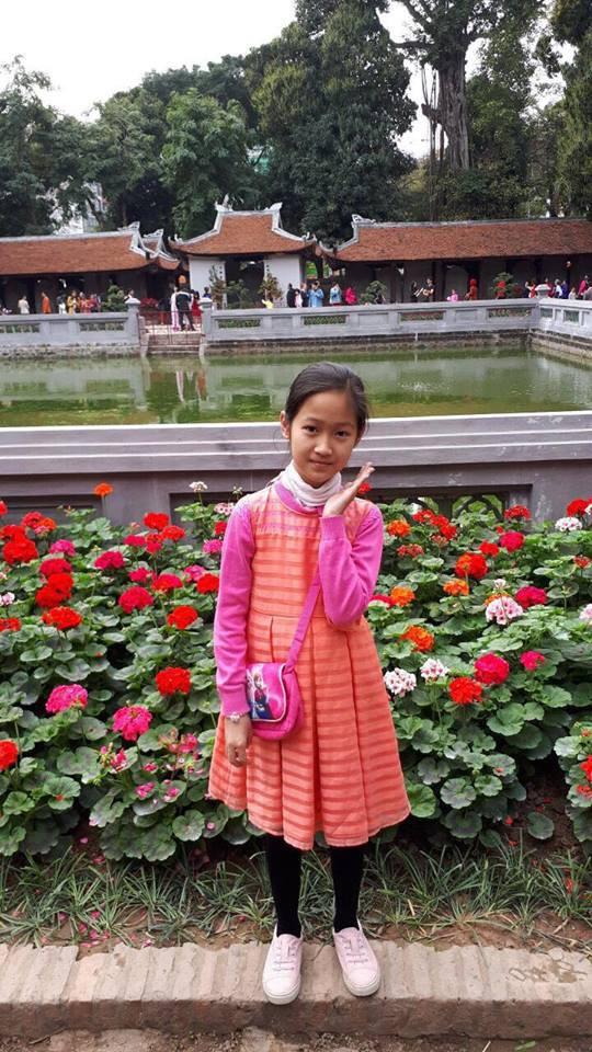 Chỉ mới 12 tuổi, thế nhưng bé Vân Nhi đã phải chiến đấu với căn bệnh ung thư quái ác ròng rã  - Ảnh 2.