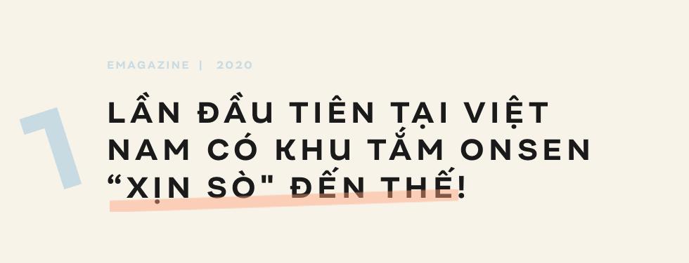 """Mùa hè này không chỉ lên núi xuống biển, vì ở Việt Nam mới có cả một khu tắm khoáng Onsen chuẩn Nhật """"xịn sò cho bạn trải nghiệm - Ảnh 2."""