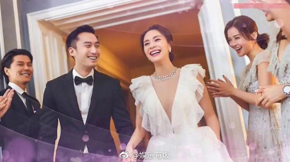 Tròn 10 năm tủi hờn vì scandal ảnh sex, Chung Hân Đồng khóc như mưa trong hôn lễ đẹp như cổ tích của mình - Ảnh 2.