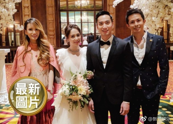 Tròn 10 năm tủi hờn vì scandal ảnh sex, Chung Hân Đồng khóc như mưa trong hôn lễ đẹp như cổ tích của mình - Ảnh 10.