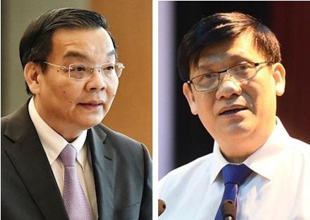 Quốc hội dự kiến quyết nhân sự 2 Bộ trưởng trong tháng 11 - Ảnh 1.